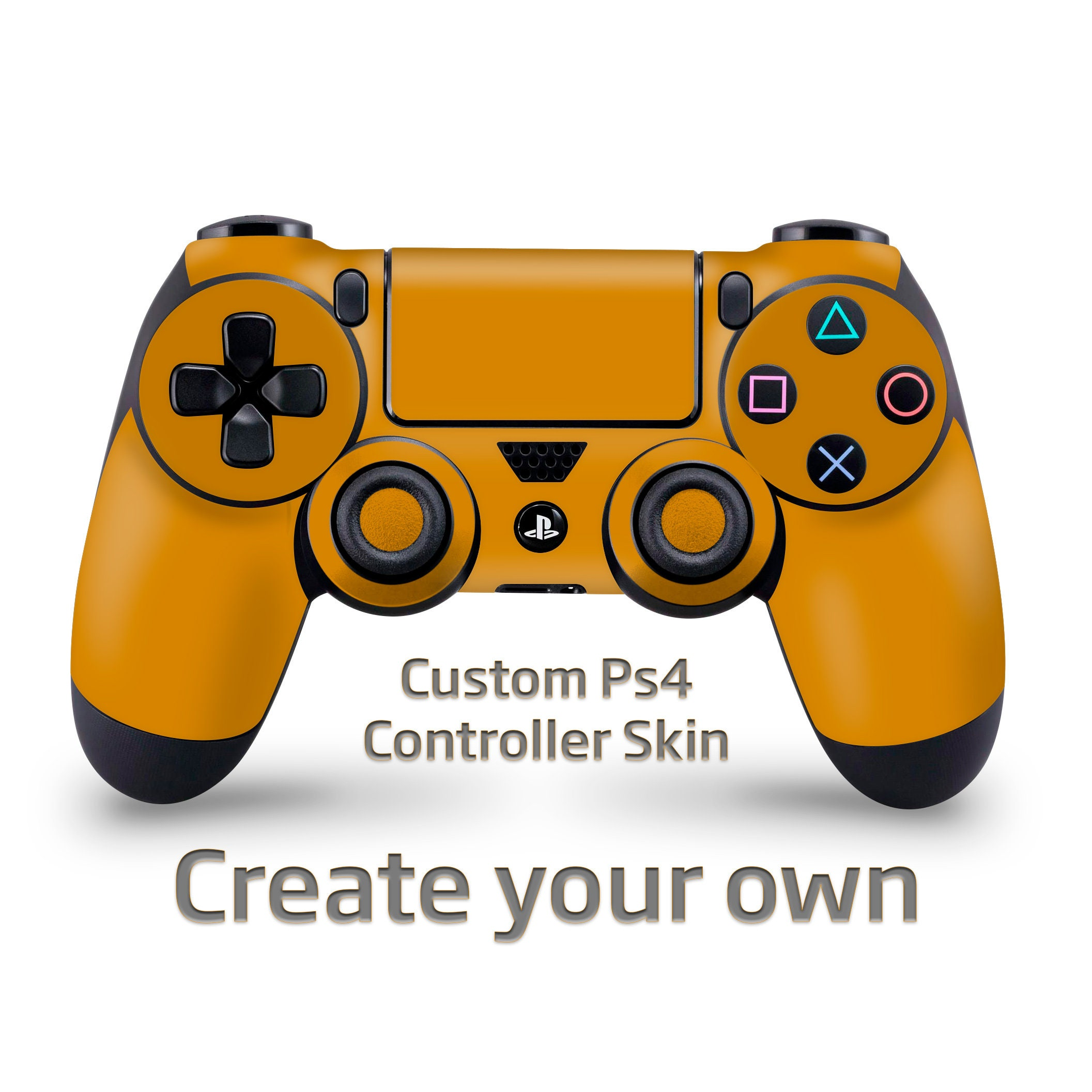 Create Your Own Ps4 Controller Skin Custom PS4 Skin