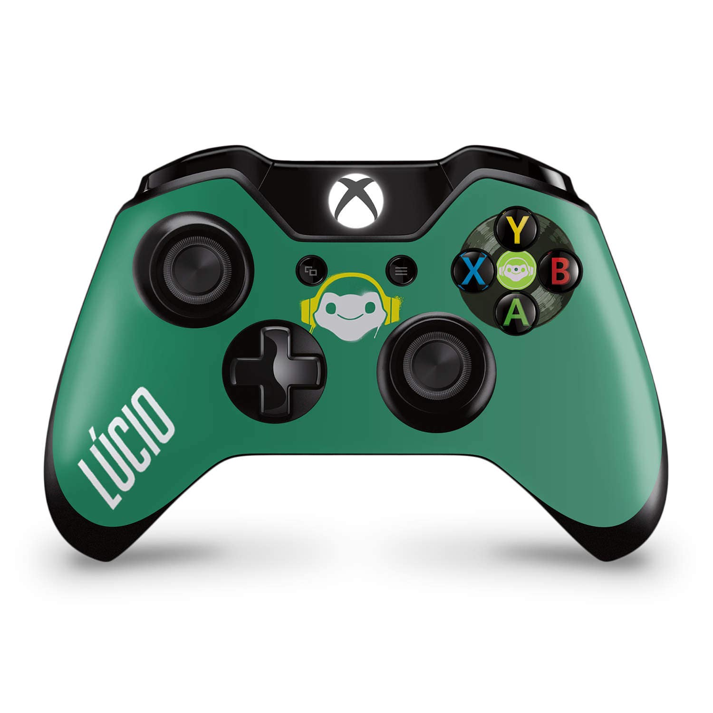 Xbox one Overwatch Lucio controller wrap skin | Etsy