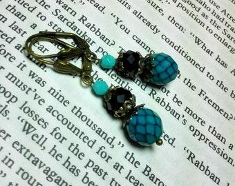 10-er set vintage Metal perlas metallröhrchen