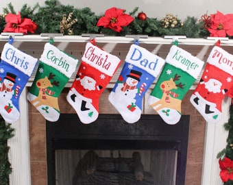 Sherpa, Personalized Christmas Stockings, Christmas Stockings, Stocking, Stockings, Christmas