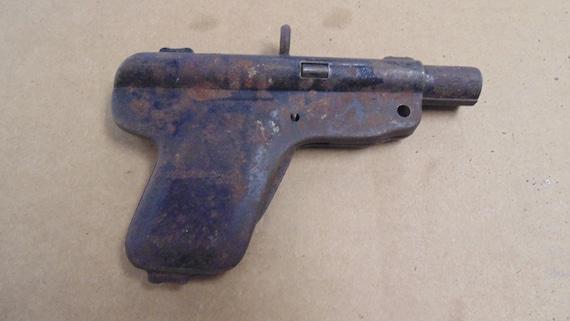 Cork gun very old found in old inn attic in nh  1800s 1900s ??????????