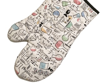 Science Oven Mitt