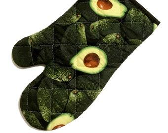 Avocados Oven Mitt