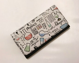 Science and Chemistry wallet