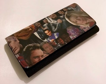 Galaxy Quest-inspired wallet