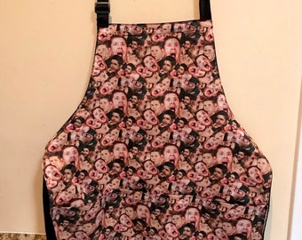Supernatural Dean Winchester-inspired Apron