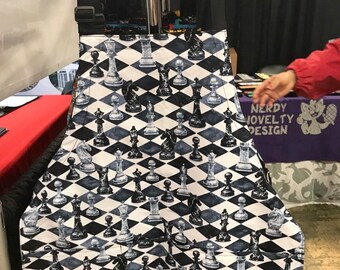 Chess Board Apron