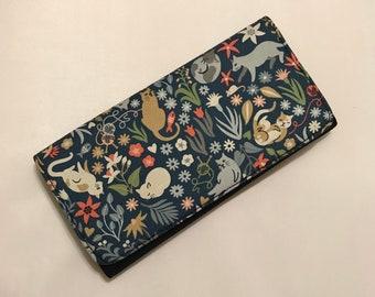 Nordic cats wallet