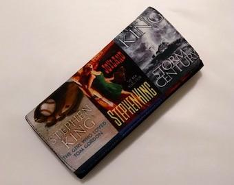 Horror books wallet