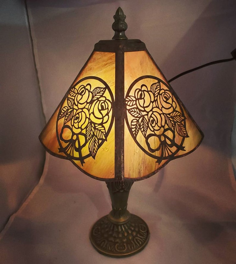 Stained Glass Lamp image 0