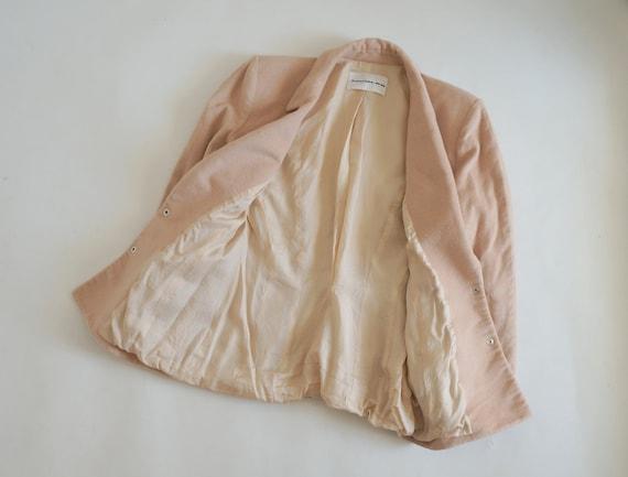 Mugler cashmere jacket,Thierry Mugler jacket, bla… - image 5
