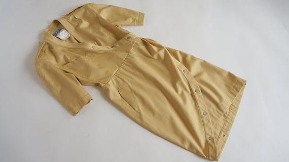 Thierry Mugler dress, safari Mugler cotton, coat d