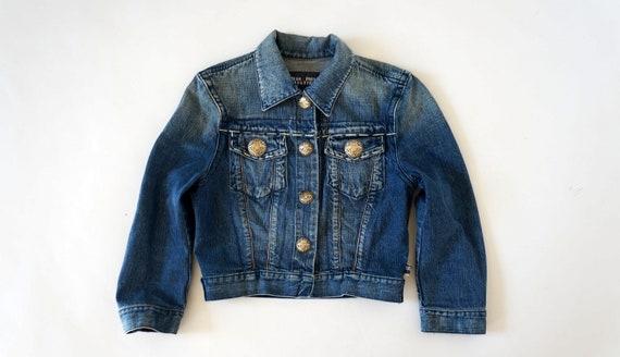 Gaultier denim jacket Jean Paul Gaultier vintage j