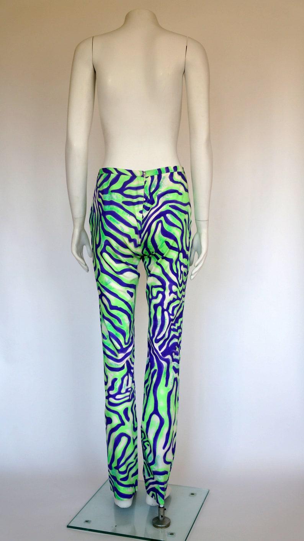 Vintage Versace jeans denim pants gianni versace couture  7f7ba6c099149