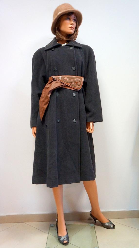 Pennyblack mohair coat,green coat, PennyBlack coat