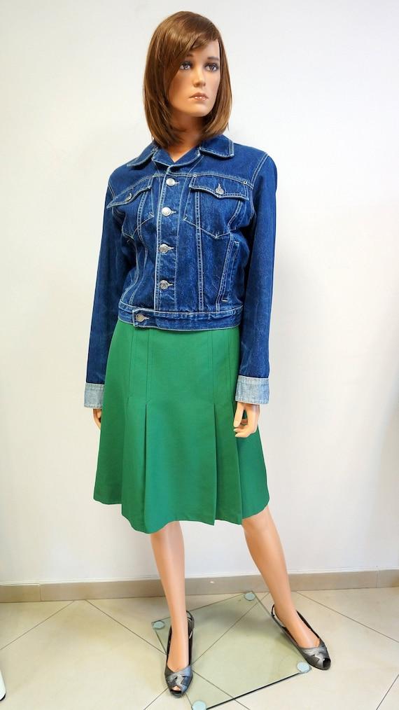 Gaultier Jeans jacket, Jean Paul Gaultier denim vi