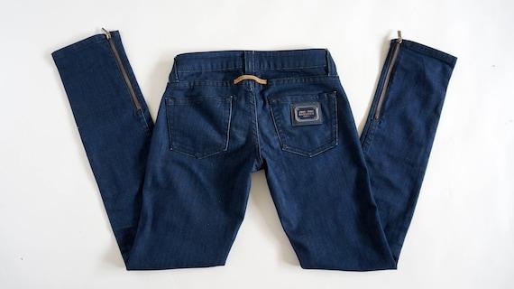 vintage Gaultier jeans denim pants trousers jean p