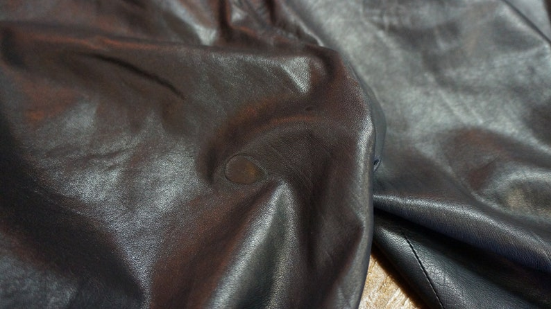 Gianni Versace leather pants,versace trousers,1980  gift for her vintage,leather trousers Versace Couture