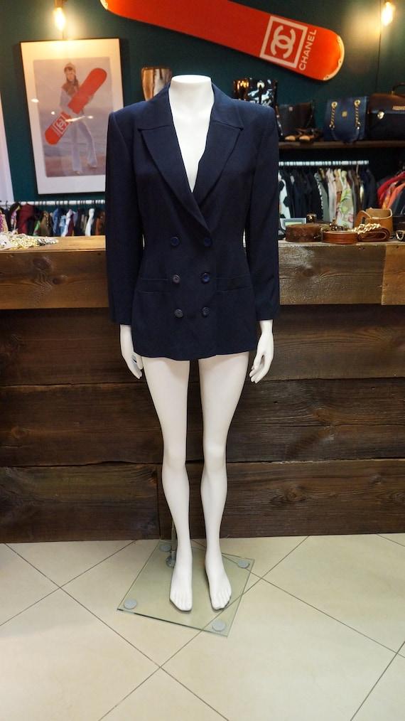 Byblos jacket, Byblos navy blue classic blazer jac