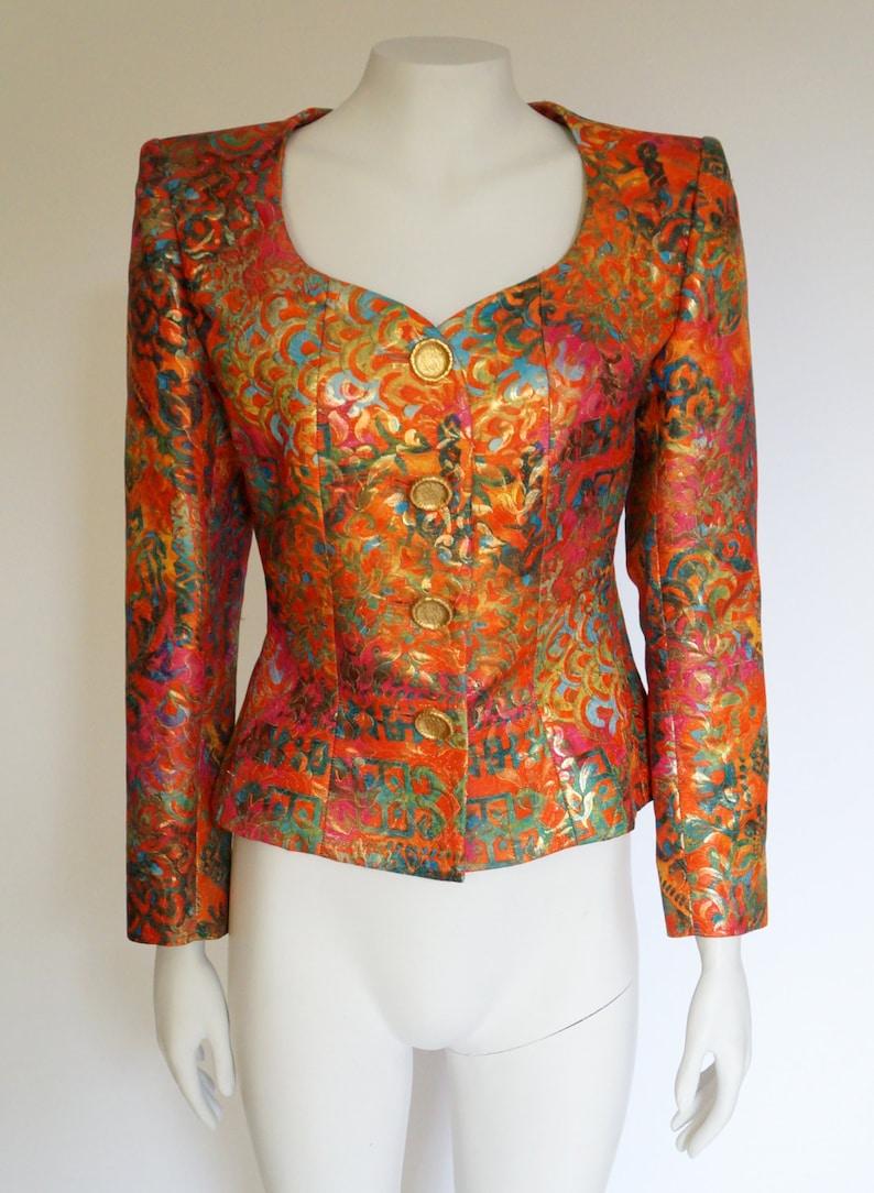 a0f30649ebe Vintage YSL jacket Yves Saint Laurent blazer coat vintage | Etsy