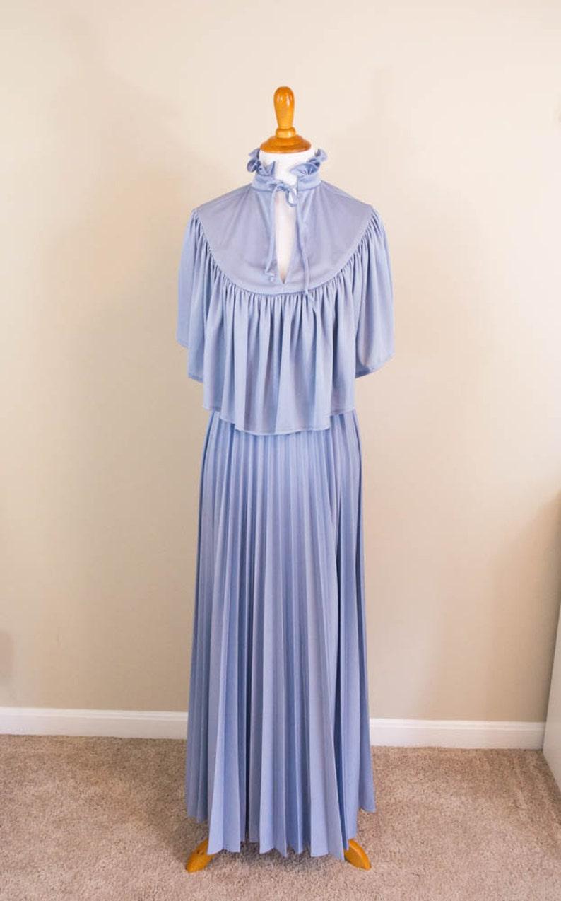 Vintage Prom Dresses with Sleeves Angel