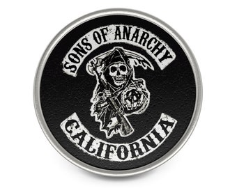 Metal Pin Son's Of Anarchy