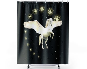 Shower Curtains Pegasus