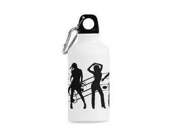 Carzola Sports Bottle 13.5 oz Dance