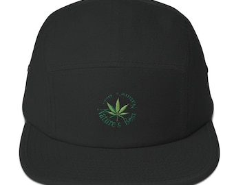 5 Panel Camper Hat nature's Best