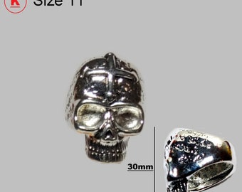 Stainless Steel Men's Skull Rings Series 2