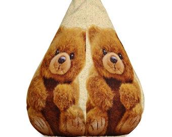 Bean Bag Chair Cover Teddy