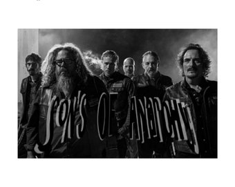 Son's Of Anarchy Posters