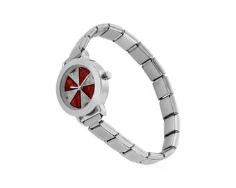 Women's Stainless Steel Watch Umbrella Corporation RE