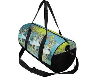 Duffel Bag Ballet Design