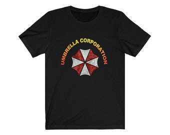 Unisex Jersey Short Sleeve Tee Umbrella Corporation