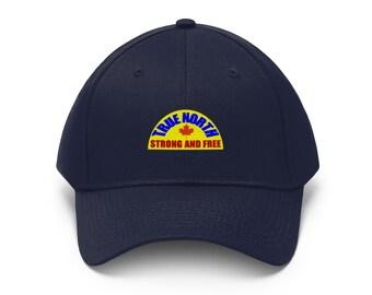 Unisex Twill Hat True North