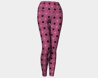 Pinky Yoga Leggings