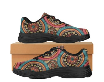 women's Lyra Running shoes African Style