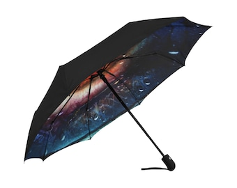 Auto foldable Umbrella Eyey