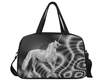 Fitness Carry Bag Unicorn