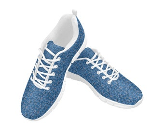 Men's Breathable Mesh Running Shoes