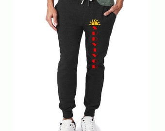 Eco Fleece Joggers Survivor