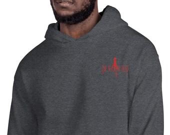 Hooded Sweatshirt Walking Dead Embroidery