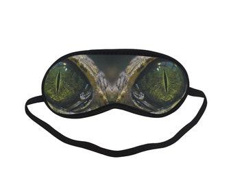 Sleep Mask Snake Eyes