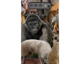 Galaxy S10 Plus Snap Case Jungle