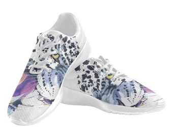 Women's Athletic Shoes Leopard