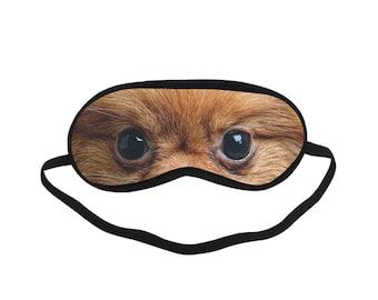 Sleep Mask Dog Eyes