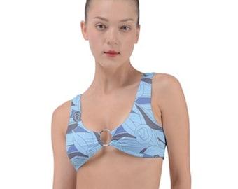 Women's Ring Bikini Top
