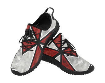 Men's Breathable Woven Grus Running Shoes