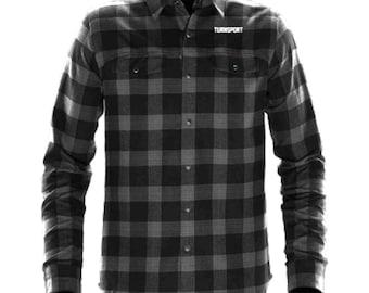 Men's Plaid Logan Shirt